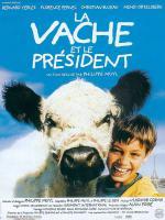 La vache et le président